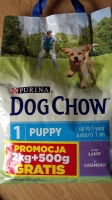 PURINA DOG CHOW puppy/junior 2,5 kg
