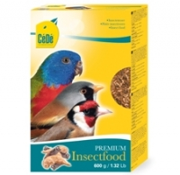 CeDe  insectfood 600g
