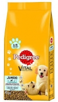 PEDIGREE  Junior Medium z kurczakiem 1 kg